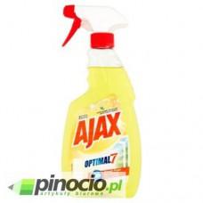 Płyn do szyb Ajax Optimal 7 500ml.