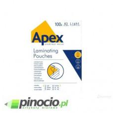 Folia do laminacji Apex antystatyczna A3 80 mic.