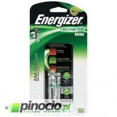 Ładowarka Energizer Mini+2 AAA 850 mAh