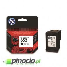 Tusz HP F6V25AE No 652 czarny