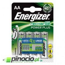 Akumulator Energizer Power Plus AA/4 szt. 2000mAh