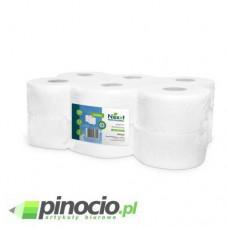 Papier toaletowy dwuwarstwowy Jumbo biały celuloza NEXXT