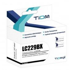 EOL Tusz Tiom do Brother LC229BX | LC229XLBK | 2400 str. | black