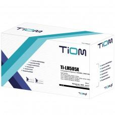 EOL Toner Tiom do HP 05BX   CE505X   6500 str.   black