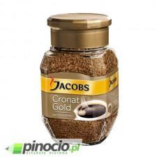 Kawa rozpuszczalna Jacobs Cronat Gold 200g.