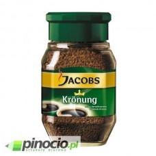 Kawa rozpuszczalna Jacobs Kronung 200g.