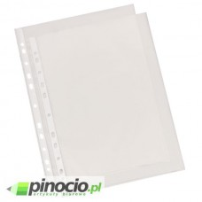 Koszulki krystaliczne Esselte A4 55 mic.100 szt.(karton) 56066