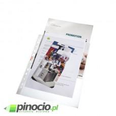 Koszulki krystaliczne Esselte A4 Maxi 120 mic.25 szt.259760