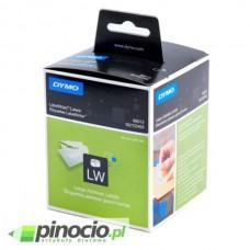 Etykiety adresowe Dymo 99012 36x89 mm białe