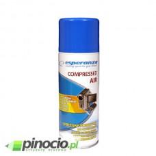 Sprężone powietrze Platinet/Esperanza do czyszczenia sprzętu komputerowego 400ml