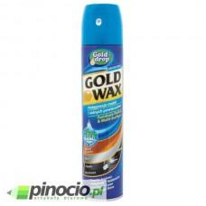 Płyn do czyszczenia do mebli Gold Wax antistatic 300 ml - spray Gold Drop