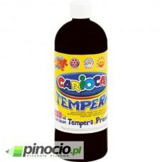 Farba tempera czarna 1000ml.KW Trade