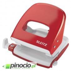 Dziurkacz Leitz 5008 do 30 kartek czerwony 50080025