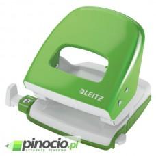 Dziurkacz Leitz 5008 do 30 kartek zielony 50080050