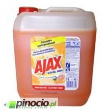 Płyn do podłóg Ajax Floral Fiesta Pomarańcza - Cytryna 5l