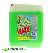Płyn do podłóg Ajax Floral Fiesta Konwalie 5l