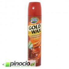 Płyn do czyszczenia do mebli Gold Wax classic 300 ml - spray Gold Drop