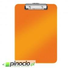 Deska z klipsem A4 Leitz WOW Metaliczny pomarańczowy 39710044