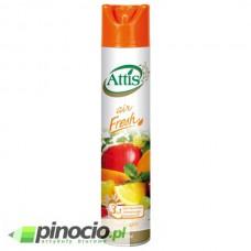 Odświeżacz powietrza Attis Gold Drop spray 300ml Tutti Frutti