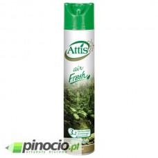 Odświeżacz powietrza Attis Gold Drop spray 300ml Leśny