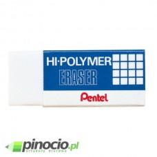 Gumka ołówkowa Pentel Hi-Polymer średnia