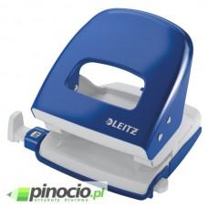Dziurkacz Leitz 5008 do 30 kartek niebieski 50080035