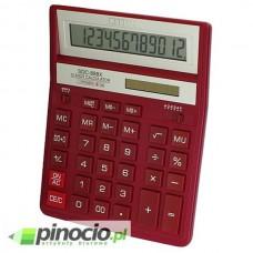 Kalkulator Citizen SDC-888X czerwony