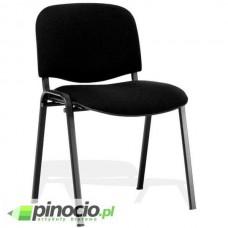 Krzesło biurowe Nowy Styl Iso Black czarne