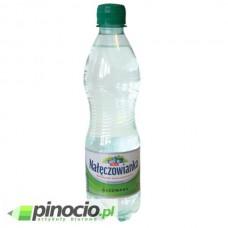 Woda NAŁĘCZOWIANKA gazowana 0.5l