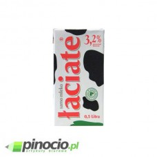 Mleko Łaciate UHT 3.2% 0.5l.