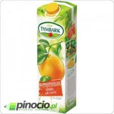 Sok Tymbark w kartonie pomarańczowy 1l