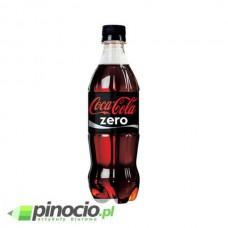 Coca - Cola Zero 0.5l.