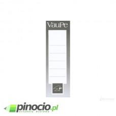 Etykiety do segregatorów VauPe wsuwane 48x152 mm 25 szt.