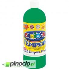 Farba tempera zielona 1000ml.KW Trade