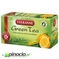 Herbata Teekanne Green Tea Lemon 20 szt.
