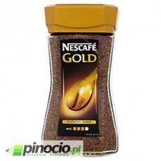 Kawa rozpuszczalna Nescafe Gold 200g.