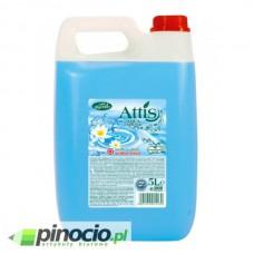 Mydło w płynie Attis antybakteryjne 5l.Gold Drop