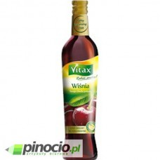 Syrop Vitax Wiśnia 425ml