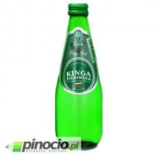 Woda gazowana Kinga Pienińska 0.33l