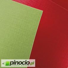 Karton ozdobny Holland czerwony 20 szt. 220g.