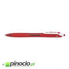 Długopis automatyczny Pilot Rexgrip czerwony
