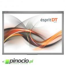 """Tablica interaktywna 2x3 Esprit DT 80"""" wisząca TIWEDT80"""