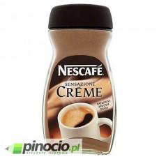 Kawa rozpuszczalna Nescafe Sensazione Creme 200g
